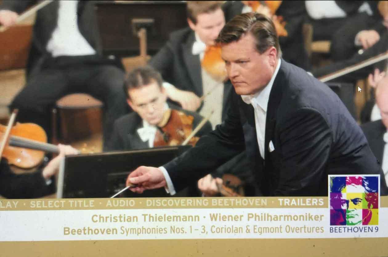 [蓝光原盘] 贝多芬 Beethoven 9 Symphonies 九大交响曲全集《BDMV 3碟片 122G》