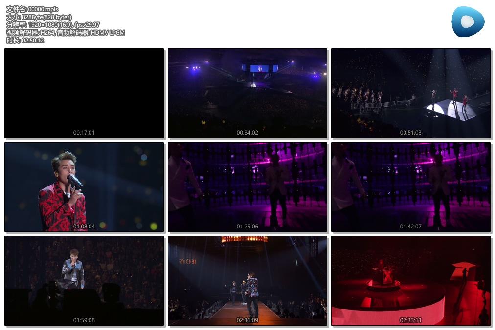[蓝光原盘] BIGBANG Japan Dome Tour 2014-2015演唱会 《BDMV》