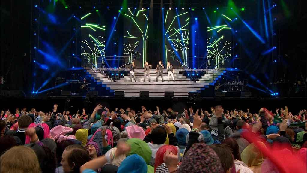 [蓝光原盘] 西城男孩(Westlife)告别之旅: 克罗克公园演唱会 2012 《BDMV》