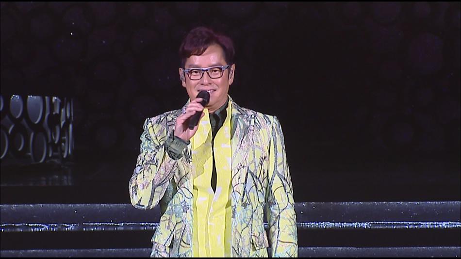谭咏麟 Alan Tam 40th Anniversary 银河岁月40载 香港演唱会2015《BDMV 双碟80G》蓝光原盘插图