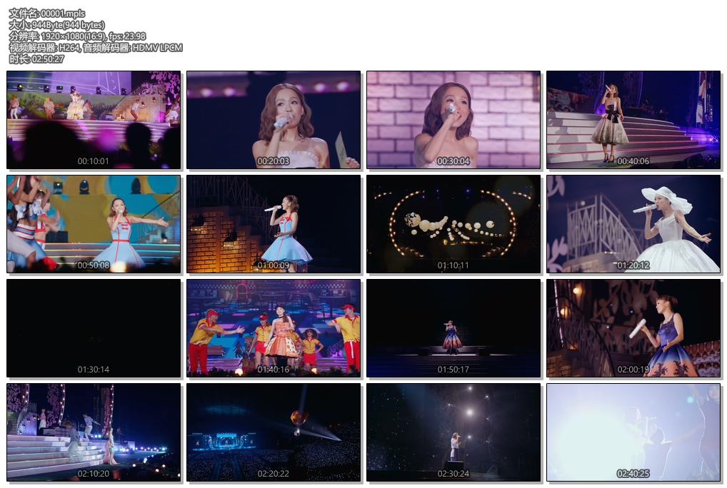西野加奈 Many Thanks 演唱会 Kana Nishino Dome Tour 2017 Many Thanks 《ISO 40.6G》蓝光原盘插图(1)