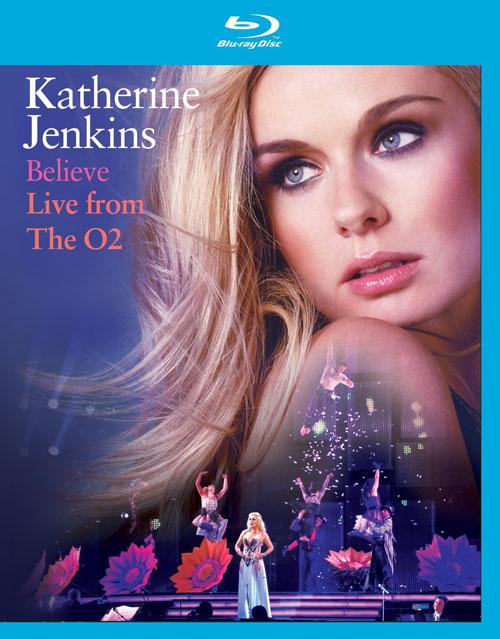 [蓝光原盘] 凯瑟琳·詹金斯 - 信念演唱会2010Katherine Jenkins:Believe Live from The O2《BDMV 32.95G》