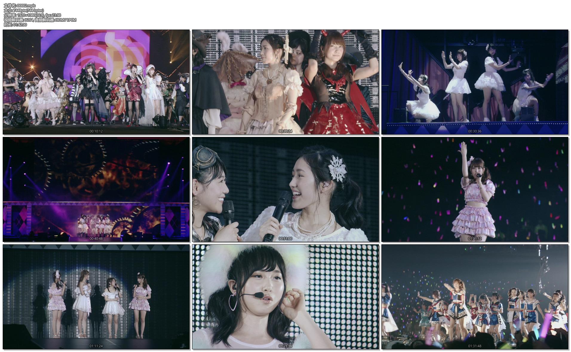 AKB48川荣李奈毕业演唱会 Manatsu no Solo Concert in Saitama Super Arena《BDMV 7碟 226G》蓝光原盘插图(4)