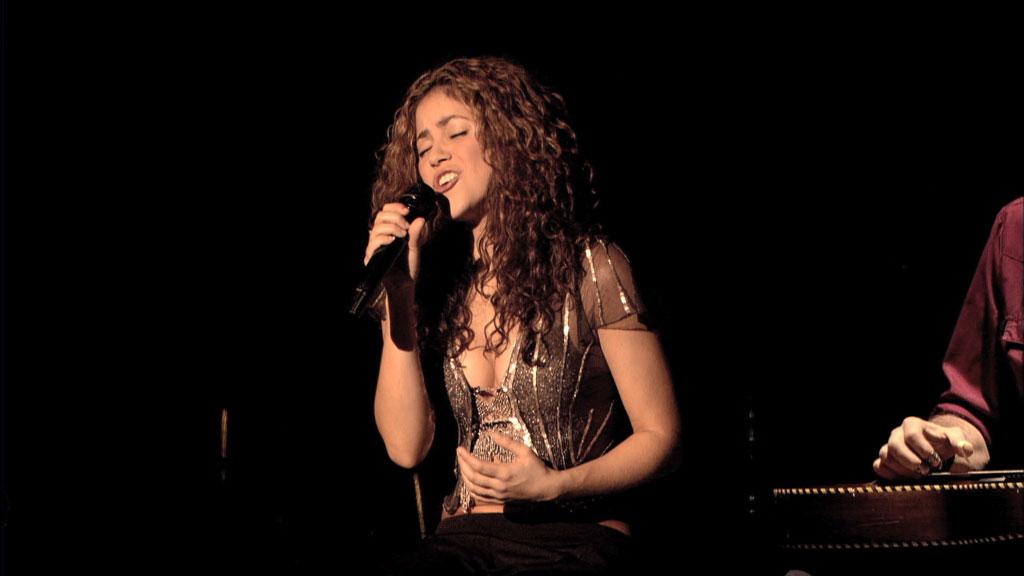 拉丁天后 夏奇拉 Shakira Oral Fixation Tour 巡回演唱会《ISO 27.7G》蓝光原盘插图(1)