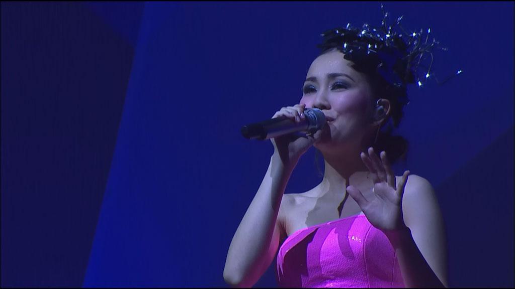 谢安琪 好多谢安琪 呐喊 Kay Tse Yelling Live 2009 香港红馆演唱会《ISO 45.36G》插图