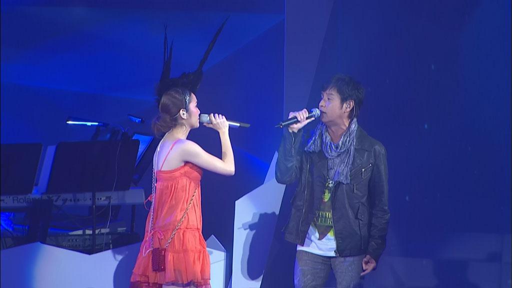谢安琪 好多谢安琪 呐喊 Kay Tse Yelling Live 2009 香港红馆演唱会《ISO 45.36G》插图(1)