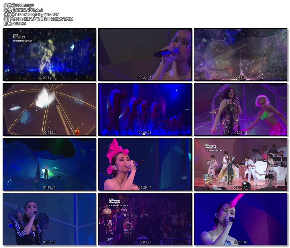 谢安琪 好多谢安琪 呐喊 Kay Tse Yelling Live 2009 香港红馆演唱会《ISO 45.36G》插图(2)