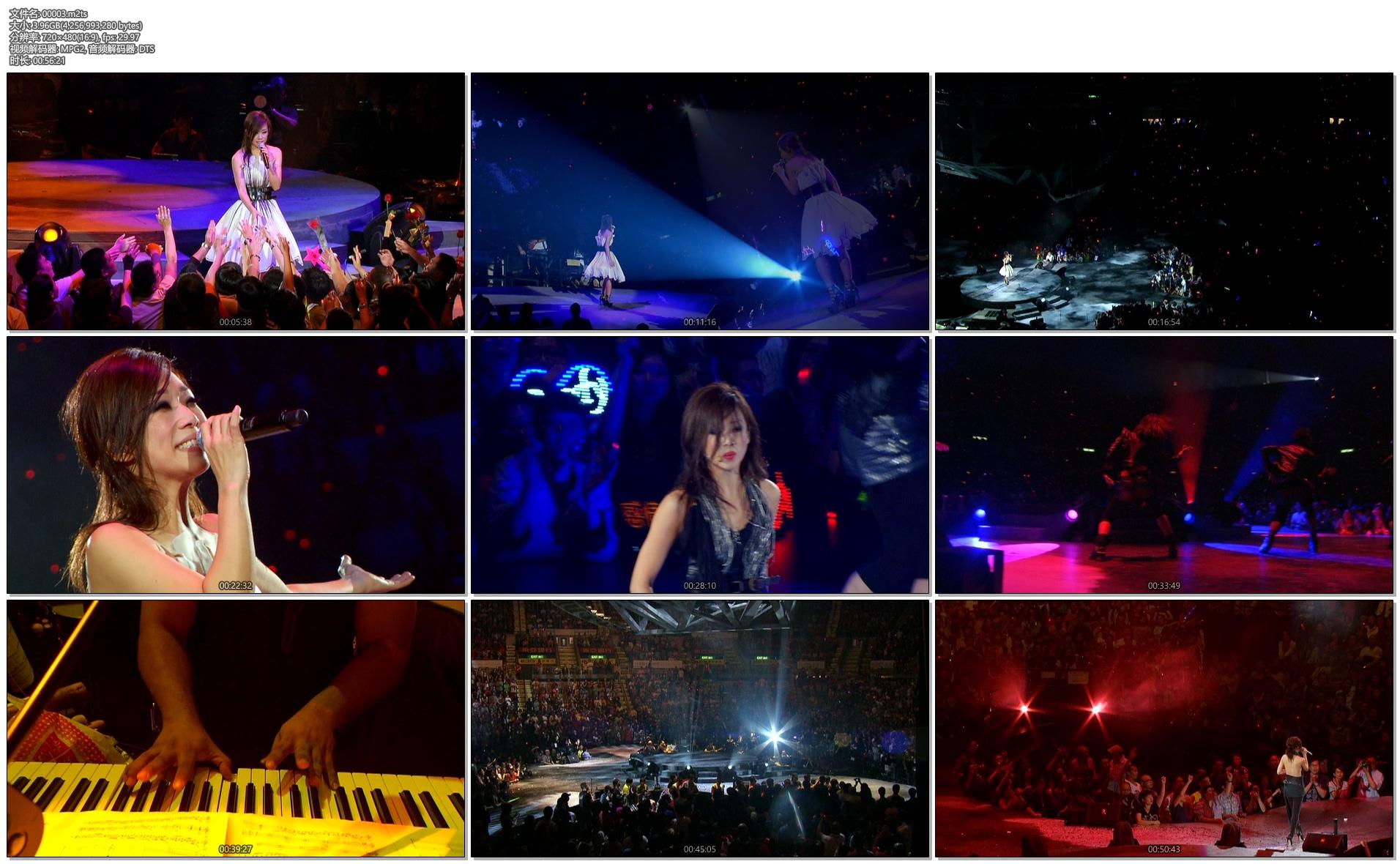 [蓝光原盘] 林忆莲香港演唱会 Sandy Lam Concert 2012《13.61G》PowerDVD 18测试播放正常插图(2)
