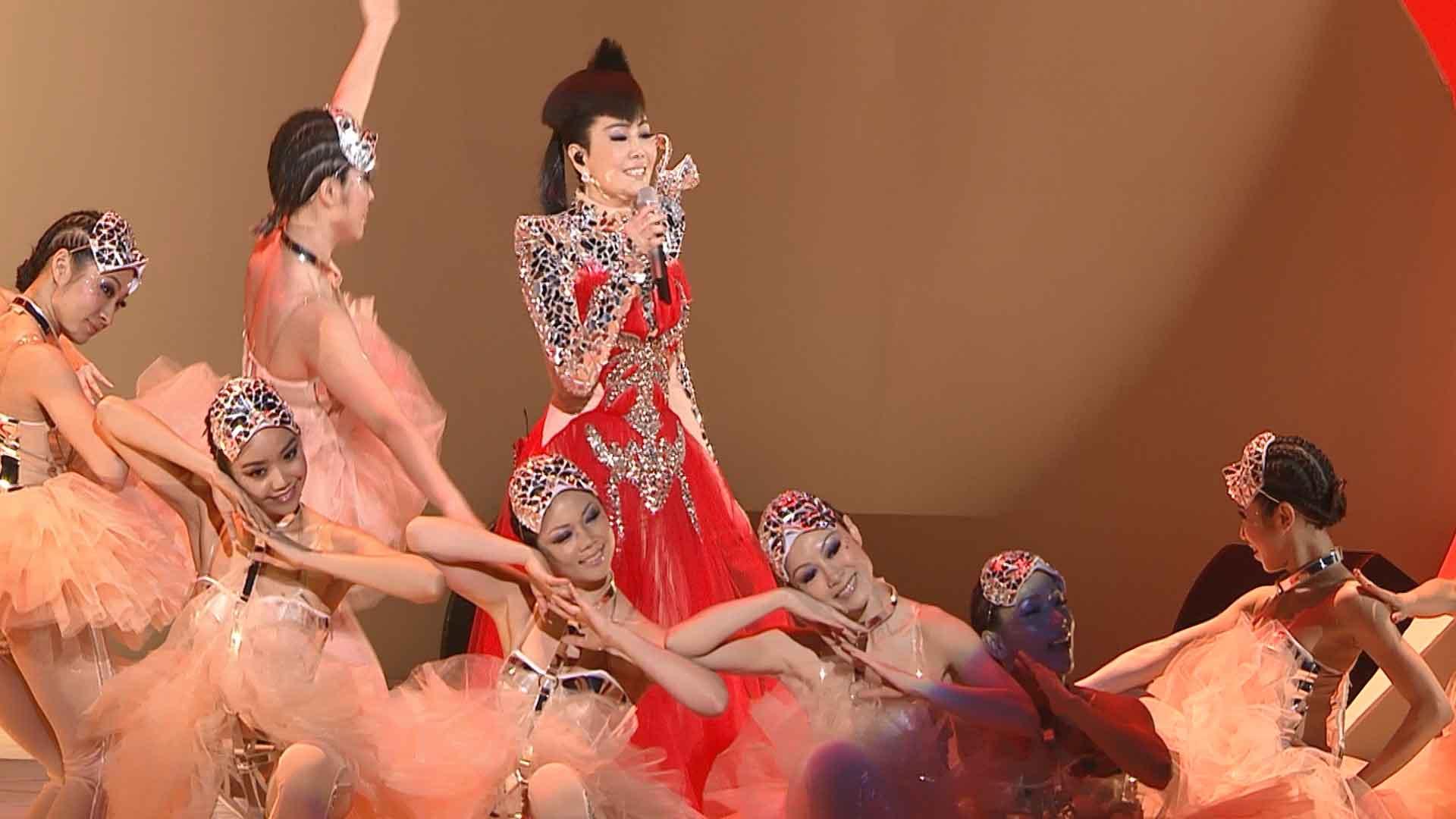 [蓝光原盘] 江蕙 镜花水月 Jody Chiang 2013 Concert Live Karaoke 演唱会《ISO 44.03G》