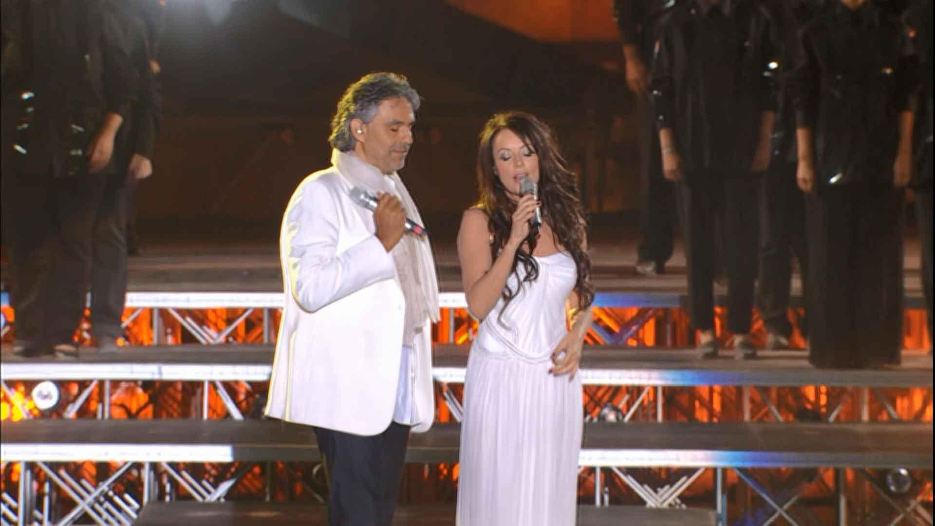[蓝光原盘] 安德烈.波切利Andrea Bocelli - Vivere - Live in Tuscany 2008演唱会《ISO 21.47G》