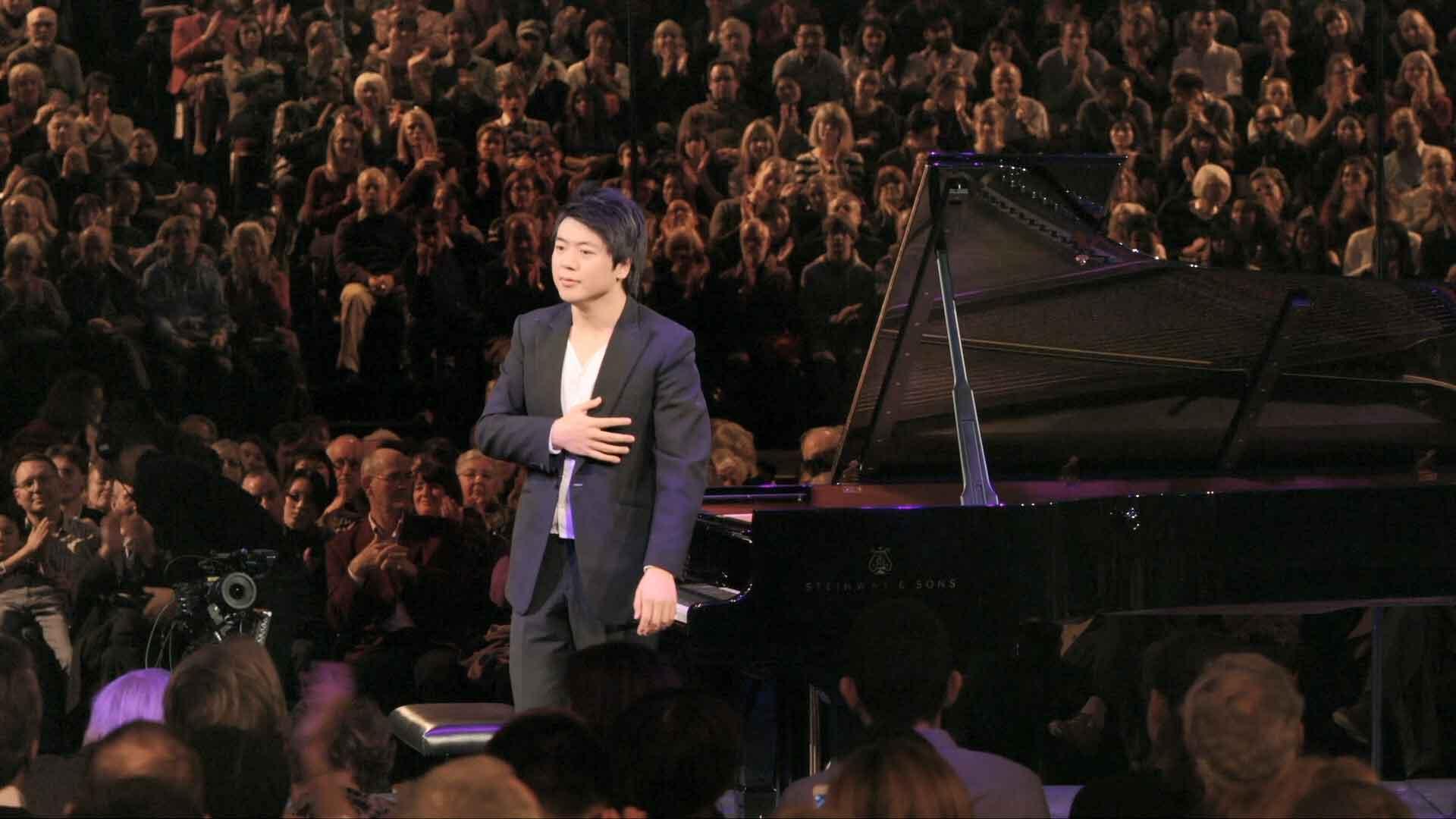 [蓝光原盘] 郎朗 2013皇家阿尔伯特音乐厅钢琴演奏会 Lang Lang at the Royal Albert Hall 2013《ISO 40.1G》