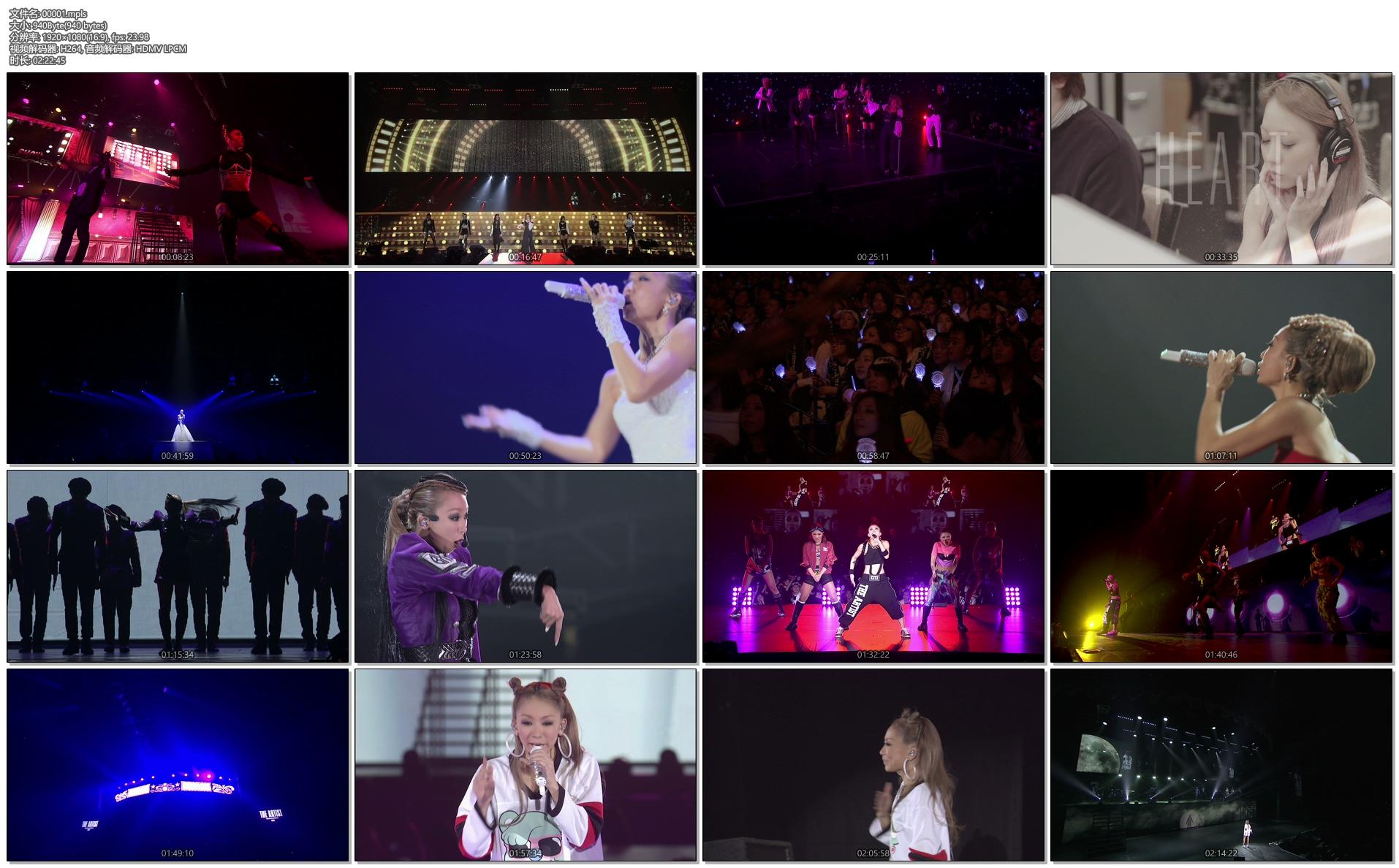 [蓝光原盘] 幸田来未 15周年纪念演唱会2015 Koda Kumi 15th Anniversary Live《ISO 38.9 GB》插图(1)