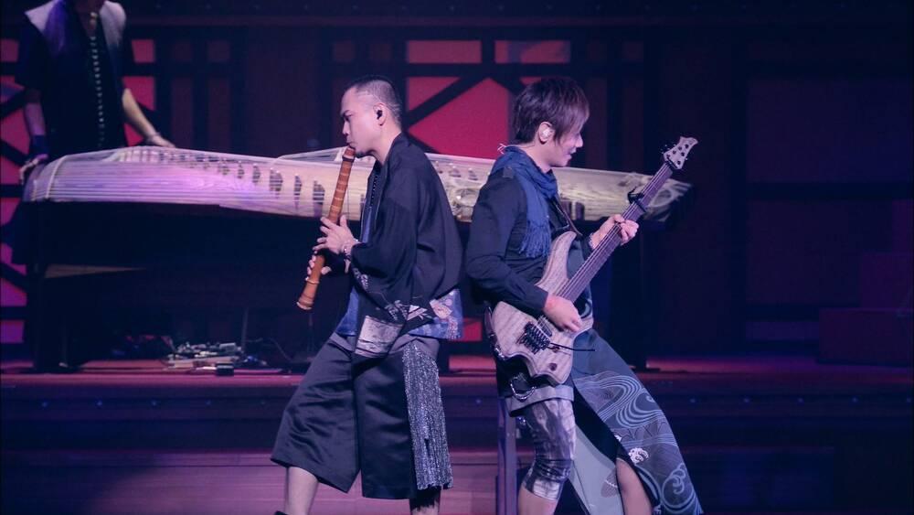 和楽器バンド - TOUR 2018 音ノ回廊 -oto no kairou- (9)