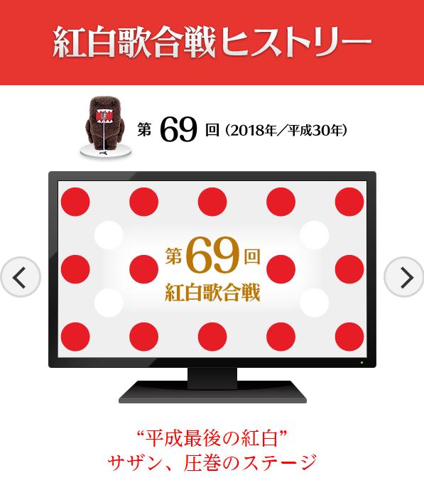 第69回NHK紅白歌合戦 (1)