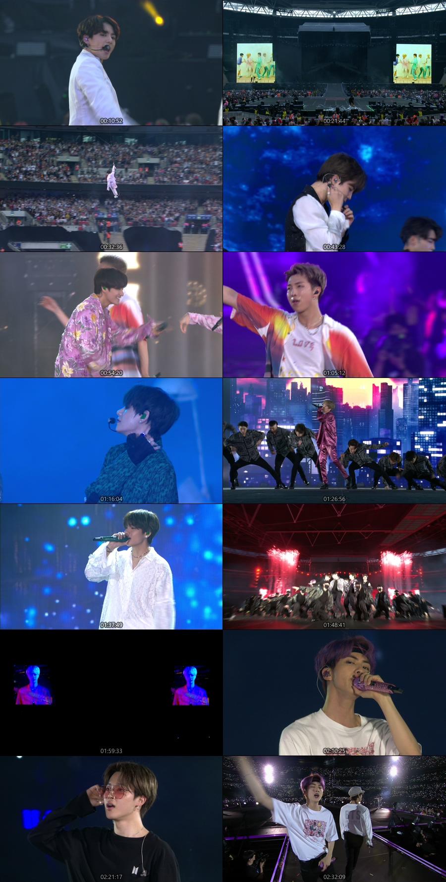 BTS - World Tour at Wembley Stadium (2)