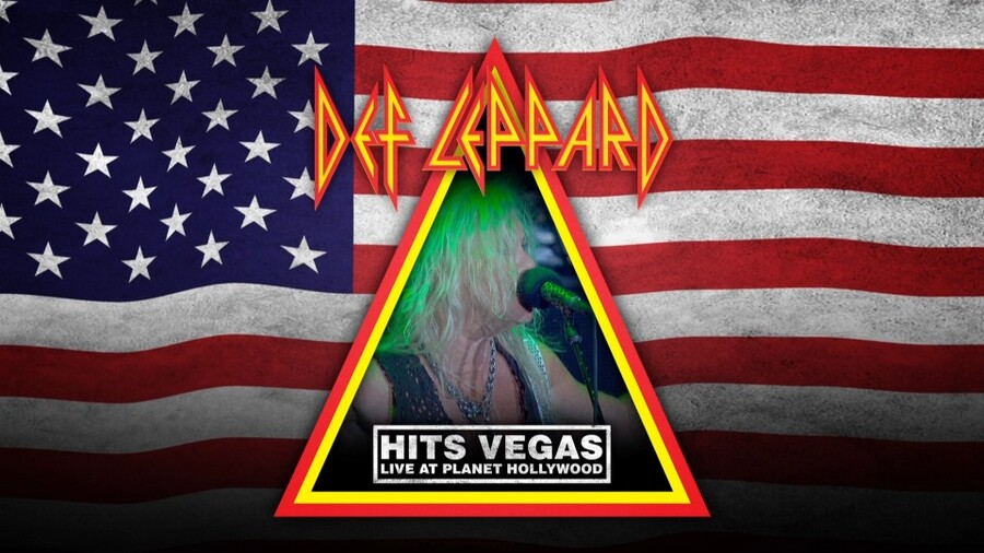 Def Leppard - Hits Vegas Live at the Planet Hollywood 2019 (1)