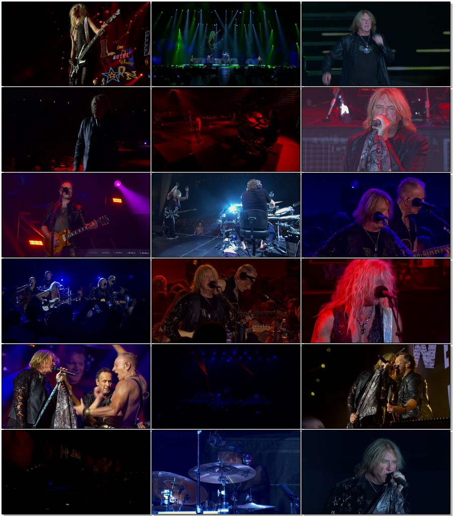 Def Leppard - Hits Vegas Live at the Planet Hollywood 2019 (6)