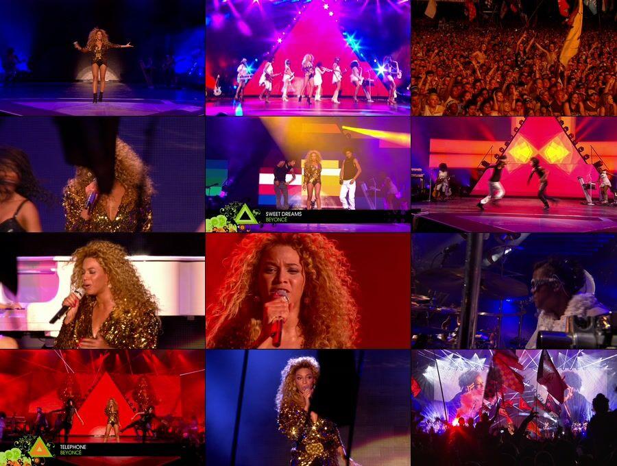 Beyonce - Live at Glastonbury 5