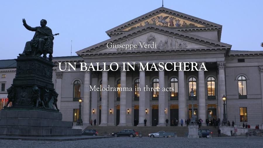 Giuseppe Verdi - Un Ballo in Maschera 2016 2