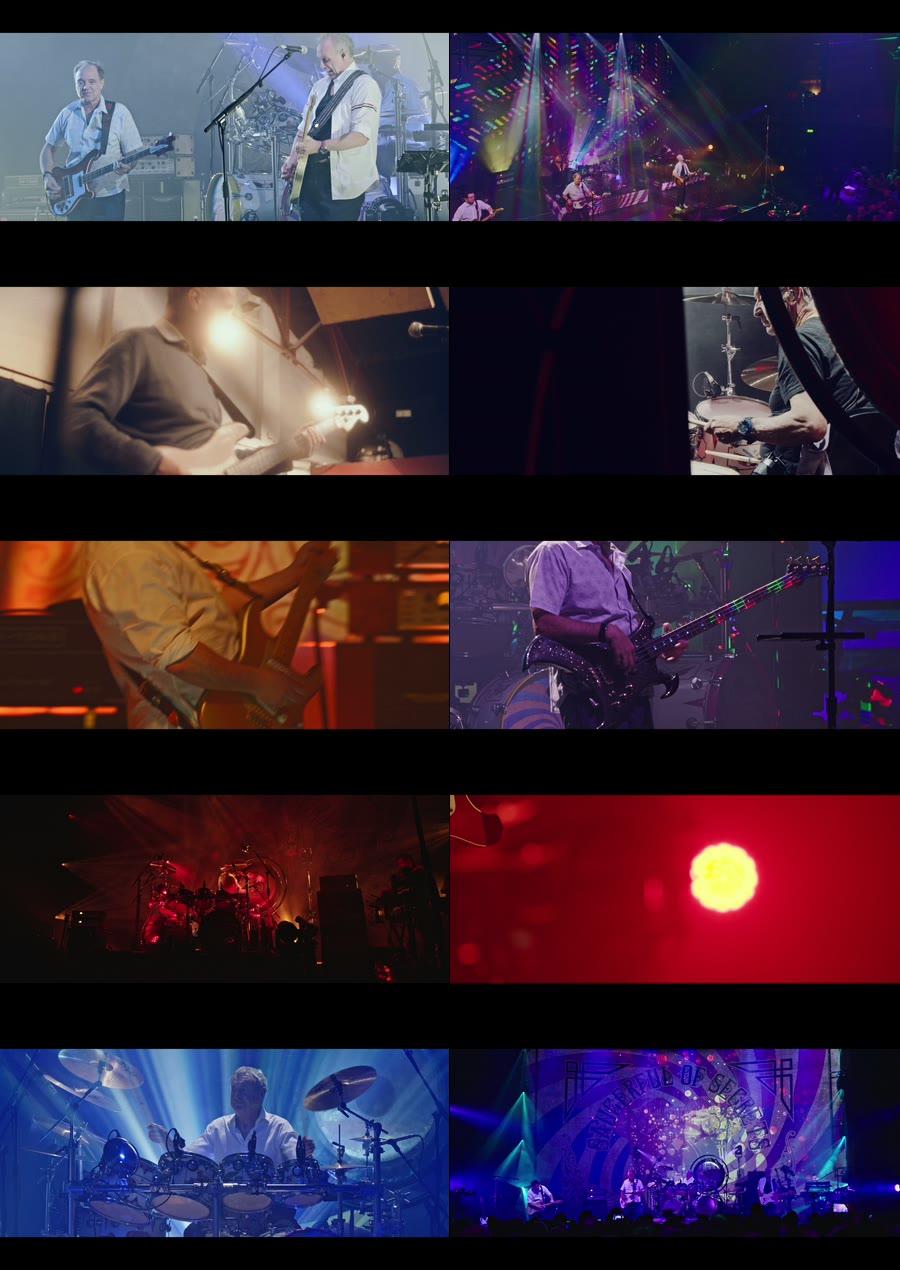 Nick Mason 尼克·马森 (ex. Pink Floyd) - Live at the Roundhouse (2020) [Blu-ray丨BDMV丨42.6G丨百度]