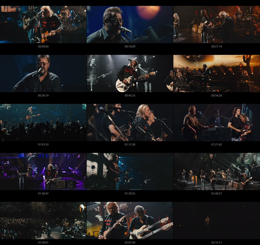 Eagles - Live from the Forum MMXVIII 2020 (6)