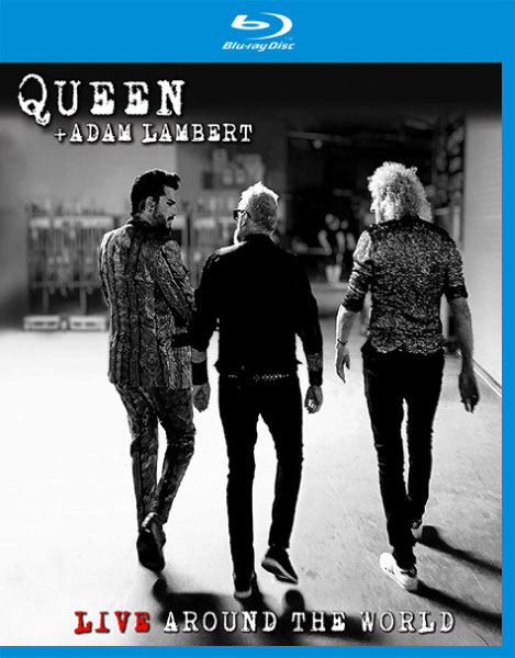 Queen + Adam Lambert - Live Around the World 2020 1