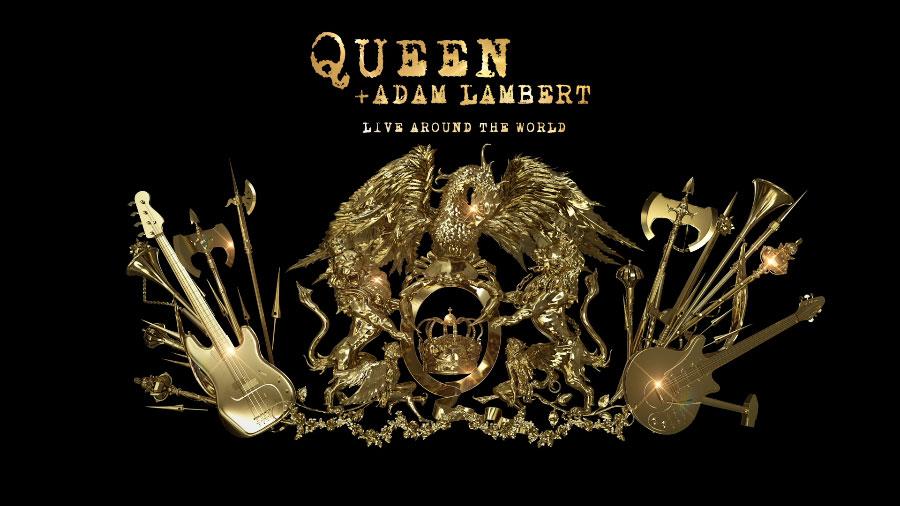 Queen + Adam Lambert - Live Around the World 2020 2