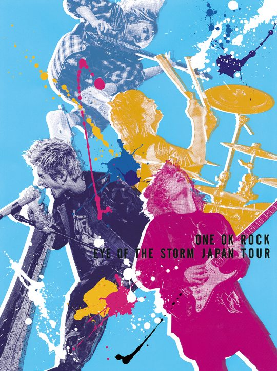 ONE OK ROCK - Eye of the Storm JAPAN TOUR 1