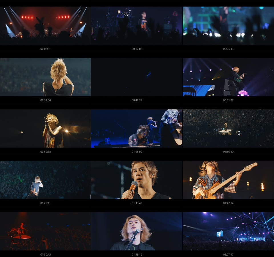 ONE OK ROCK - Eye of the Storm JAPAN TOUR 6