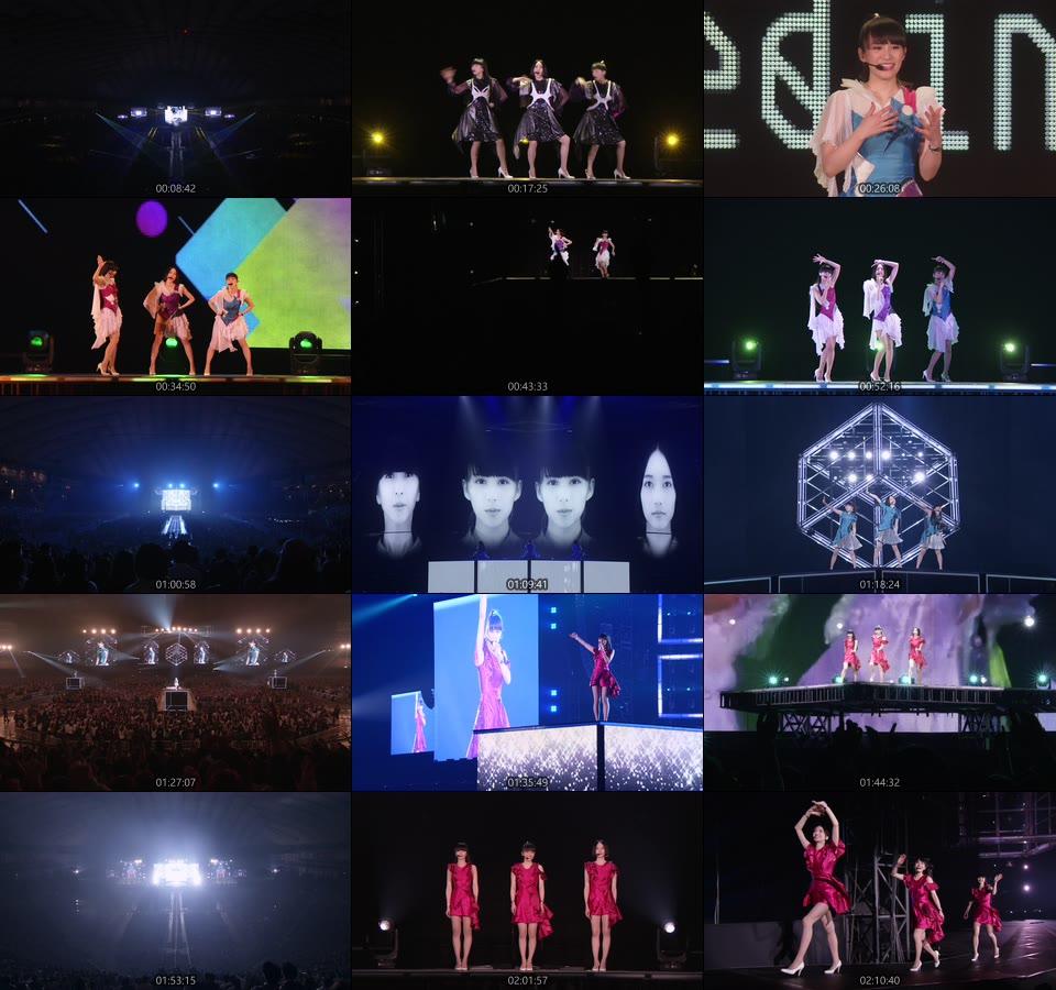 Perfume 电音香水 - Perfume 8th Tour 2020 -P Cubed- in Dome [初回限定盤 2BD] 5